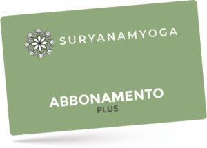 abbonamento yoga plus