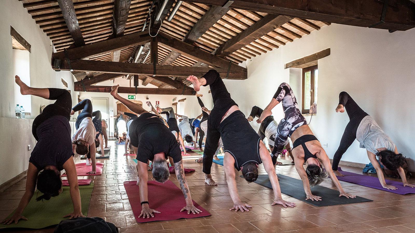 Workshop e Ritiri Yoga